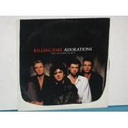 """ADORATIONS - 12"""" UK"""