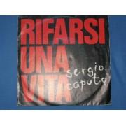 "RIFARSI UNA VITA - 7"" ITALY"