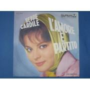 """L'AMORE E' PARTITO / FELICITA' - 7"""" ITALY"""