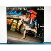 STREET ACTION - LP USA