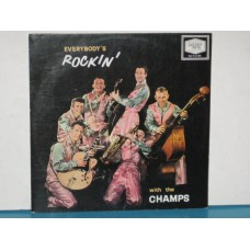 EVERYBODY'S ROCKIN' - LP UK