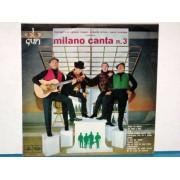 MILANO CANTA N.3 - 1°st ITALY