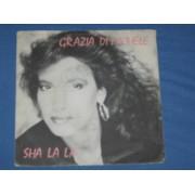 """SHA LA LA - 7"""" ITALY"""