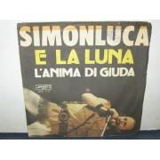 """E LA LUNA  - 7"""" ITALY"""