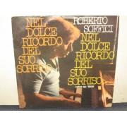 """NEL DOLCE RICORDO DEL SUO SORRISO / POESIA, MUSICA, E ALTRE COSE - 7"""""""
