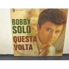 """QUESTA VOLTA / IN UN MATTINO SENZA SOLE - 7"""" ITALY"""