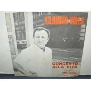 """CONCERTO ALLA VITA / QUANDO SIAMO VICINI - 7"""""""