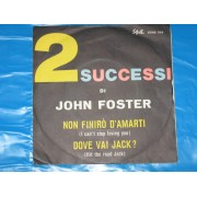 """NON FINIRO' D'AMARTI / DOVE VAI JACK - 7"""""""