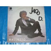 """BALLETTO / UN RAGAZZO PARTICOLARE - 7"""""""