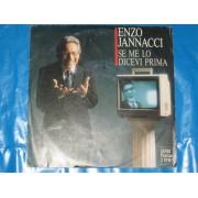"""SE ME LO DICEVI PRIMA  - 7"""" ITALY"""