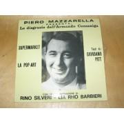"""LE DISGRAZIE DELL'ARMANDO CAZZANIGA  - 7"""" ITALY"""