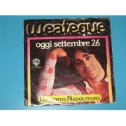 """OGGI SETTEMBRE 26 / IL CUSCINO BLU - 7"""""""