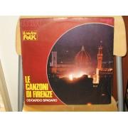LE CANZONI DI FIRENZE - LP ITALY