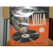 """VII FESTIVAL DELLA CANZONE - SANREMO 1957 - 10"""" LP"""