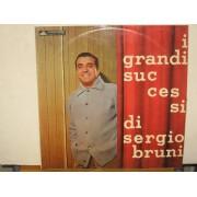 I GRANDI SUCCESSI DI SERGIO BRUNI - LP ITALY