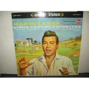SINGS CARUSO FAVORITES - LP ITALY