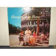 HONEYMOON IN ROME - LP USA