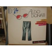 """ALDO DONATI - 12"""" ITALY"""