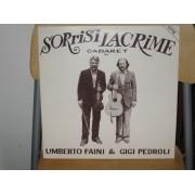 SORRISI E LACRIME - LP ITALY