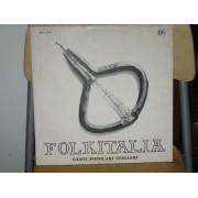 FOLKITALIA CANTI POPOLARI ITALIANI - LP ITALY