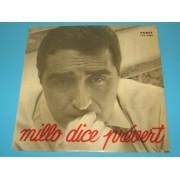 MILLO DICE PREVERT - LP ITALY