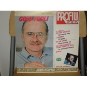 PROFILI MUSICALI - GINO PAOLI - LP ITALY