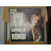 ANTONELLO RONDI - LP ITALY