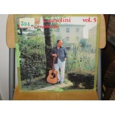 CHITARRA VAGABONDA VOL.5 - LP ITALY