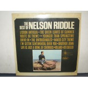 THE BEST OF NELSON RIDDLE - LP ITALY