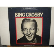 THE JAZZIN' BING CROSBY - LP ITALY
