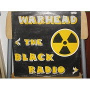 "THE BLACK RADIO - 12"" EP"