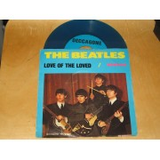 "LOVE OF THE LOVED / MEMPHIS - 7"" BLUE"