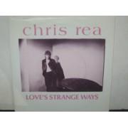 """LOVE'S STRANGE WAYS / SMILE - 7"""" ITALY"""
