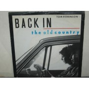 """BACK IN THE OLD COUNTRY / BEGGING - 7"""" ITALY"""