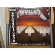 MASTER OF PUPPETS - 1°st JAPAN