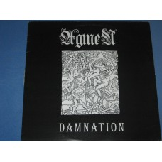 DAMNATION - LP GERMANY