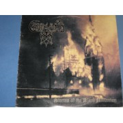 STORMS OF THE BLACK MILLENNIUM - LP GERMANY
