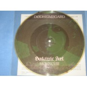 "SATANIC ART - 10"" PICTURE DISC"
