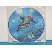 SEVENTH SON OF A SEVENTH SON - PICTURE DISC PROMO