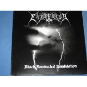 BLACK DOMINATED ANNIHILATION - LP GERMANY