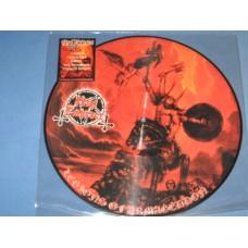 LEGIONS OF ARMAGEDDON - PICTURE DISC