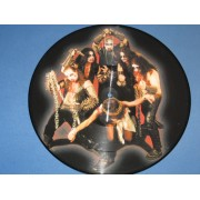 "INFERNAL GODS OF WAR - 12"" PICTURE DISC"