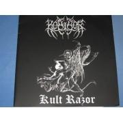 KULT RAZOR - LP JAPAN