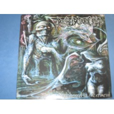 BUTCHERED IN EXCREMENT - LP GERMANY