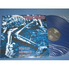 HOSTIS GENERIS HUMANI - 2 BLUE VINYL