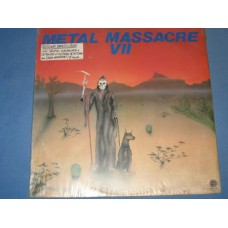 METAL MASSACRE VII - LP BRAZIL