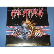 AXE ATTACK - LP SEALED