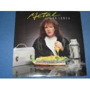 METAL FOR LUNCH - LP SEALED