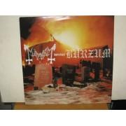 MAYHEM VERSUS BURZUM - LP