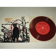 "SINS OF RELEASE / MY HANDS - 7"" RED"